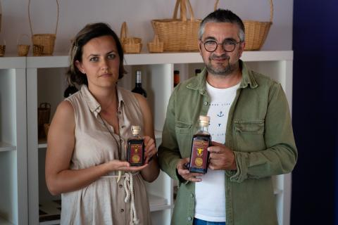 """Anphoras da Gallaecia – roman spiced wine from Douro"""