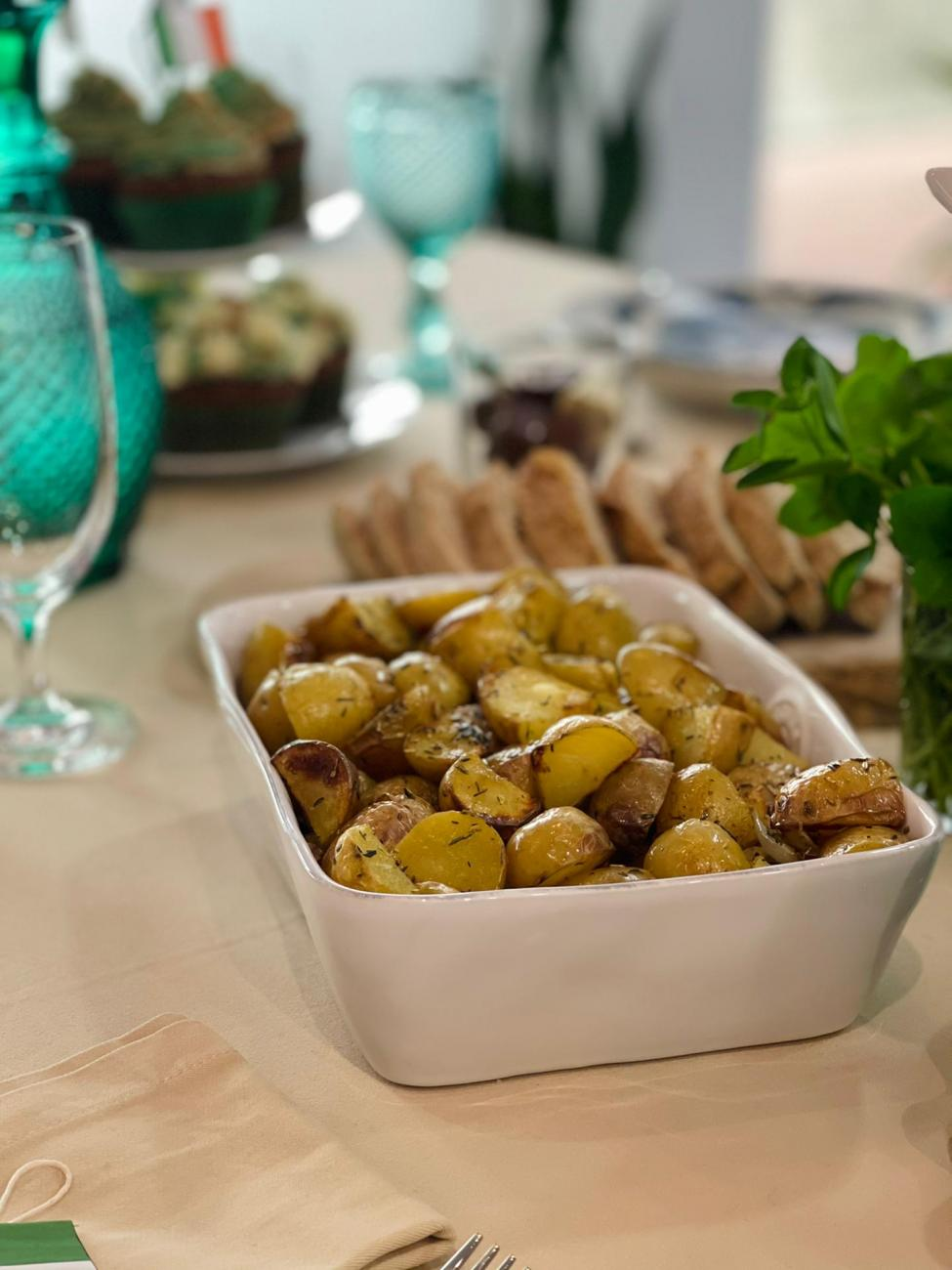 Herb Roasted Potatoes